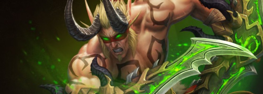 WoW Legion: Die Emotes der Dämonenjäger