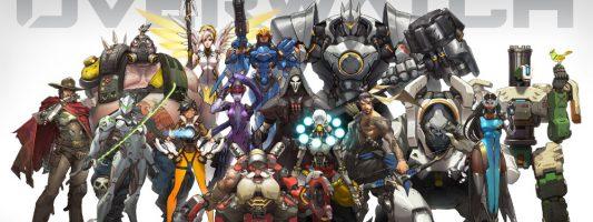 Overwatch hat mehr als 10 Millionen Spieler