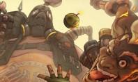 """Overwatch: Die Fähigkeiten der neuen Charaktere """"Roadhog"""" und """"Junkrat"""""""