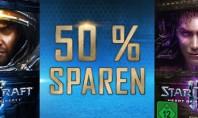 Starcraft 2: 50% Rabatt beim Kauf von WoL oder HotS