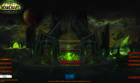Loginscreen WoW Legion