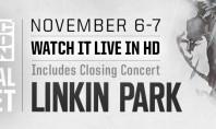Blizzcon: Linkin Park spielt während des Abschlusskonzerts