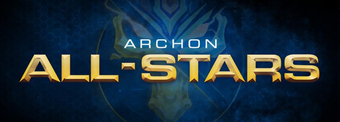 SC2: Archon All-Stars Tournament im Livestream
