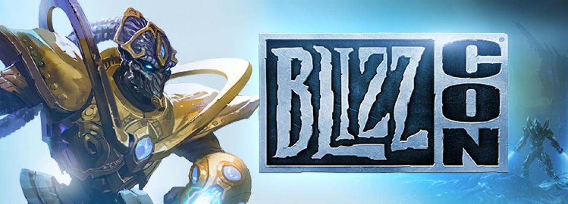 SC2: Übersicht zu StarCraft auf der BlizzCon 2015