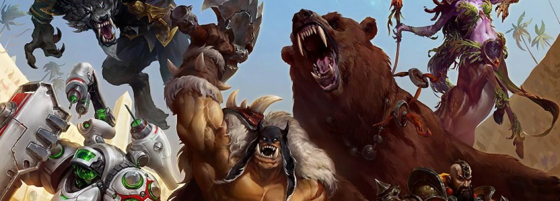 """Heroes: """"Update"""" Die Arena erscheint später im Jahr 2016"""