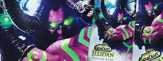 Illidan-Buch-Vorschau zu gewinnen!