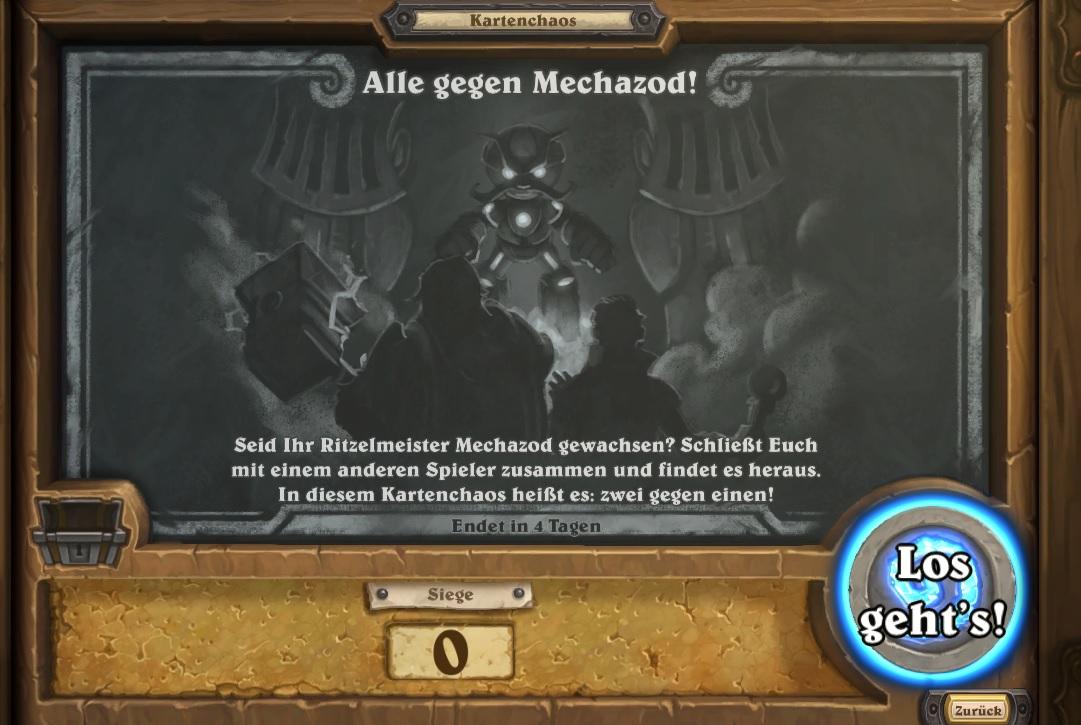 Kartenchaos Koop Mech 33