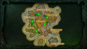 LEvel in WoW Legion (2)