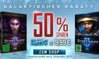 SC2: 50% Rabatt auf HotS und WoL