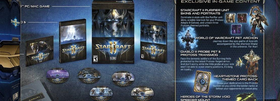 Legacy of the Void: Collectors Edition zu gewinnen!