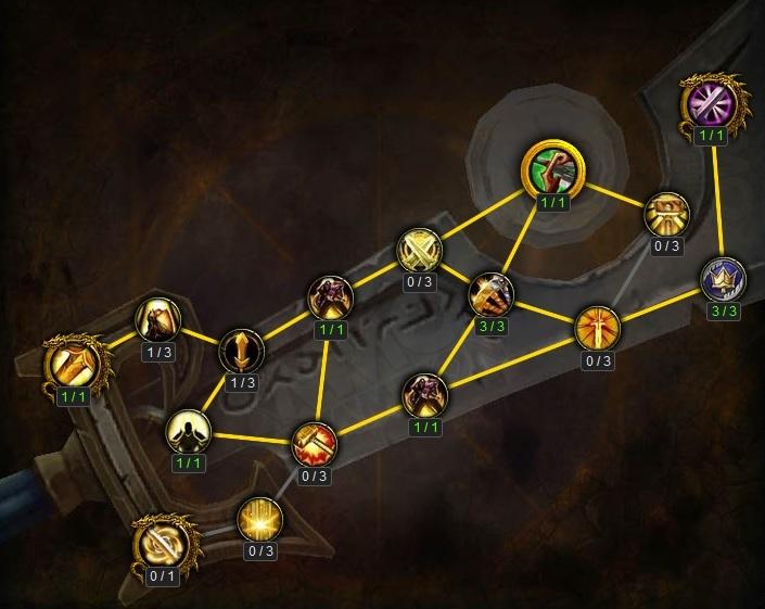 Talentrechner MMO-Champion  Artefakt Legion