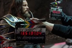 Warcraft-Film Dreharbeiten (1)