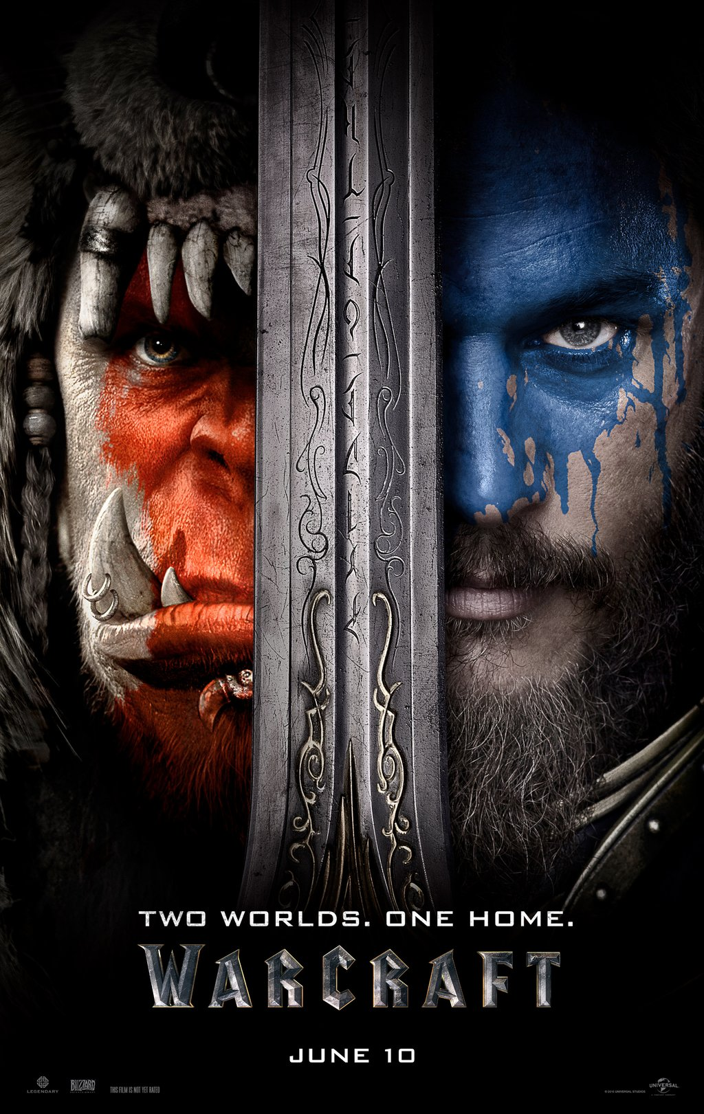 Warcraft-Film Poster 4