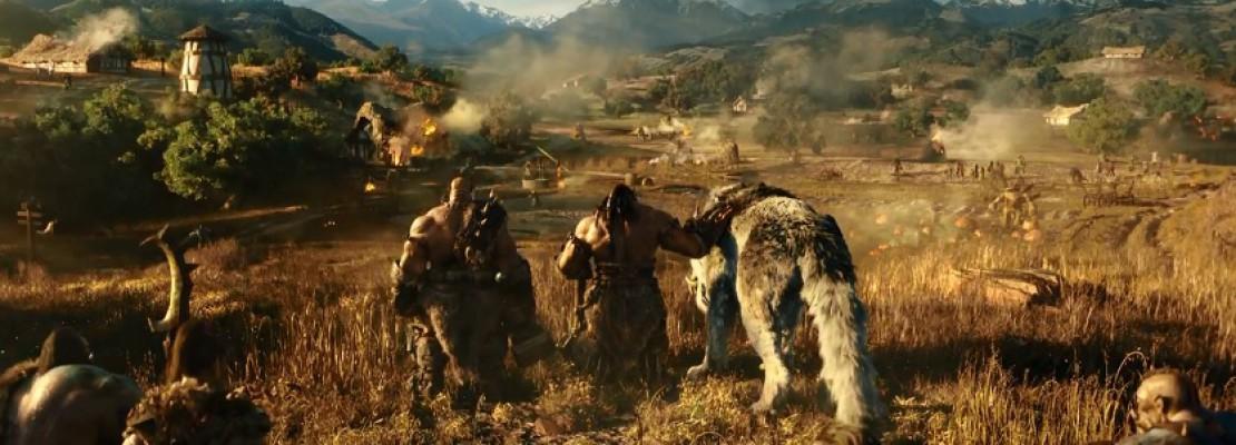 Warcraft-Film: Ein kurzer Teaser für den kommenden Trailer