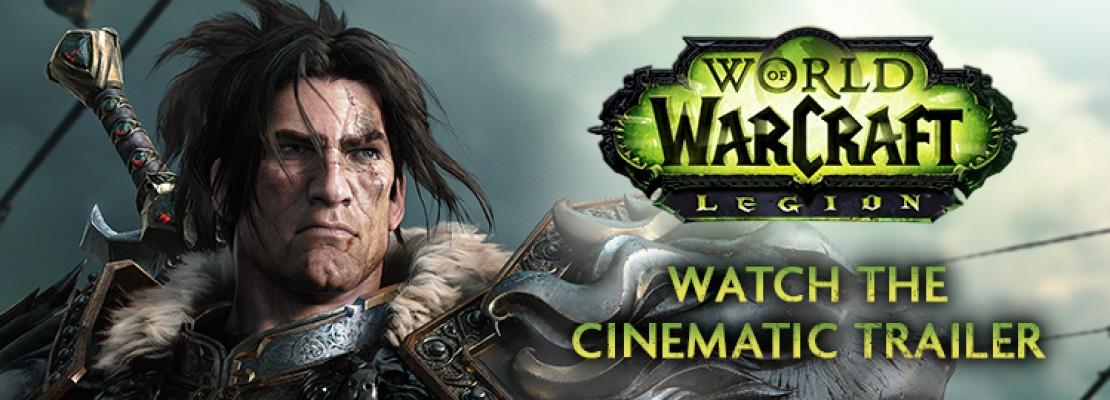 WoW Legion: Das Opening Cinematic wurde enthüllt