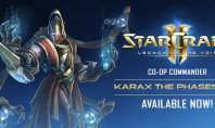 SC2: Karax ist nun als Kommandant im Koop-Modus verfügbar