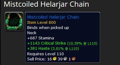 Legion Halskette