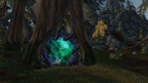 Smaragdgrüne Traumpfad WoW legion (2)