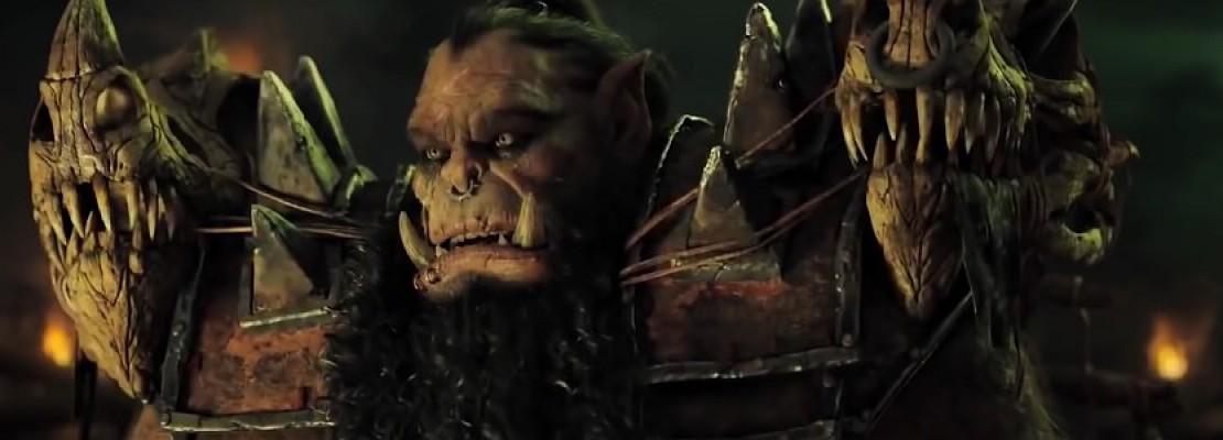 """Warcraft-Film: Clancy Brown stellt seinen Charakter """"Schwarzfaust"""" vor"""