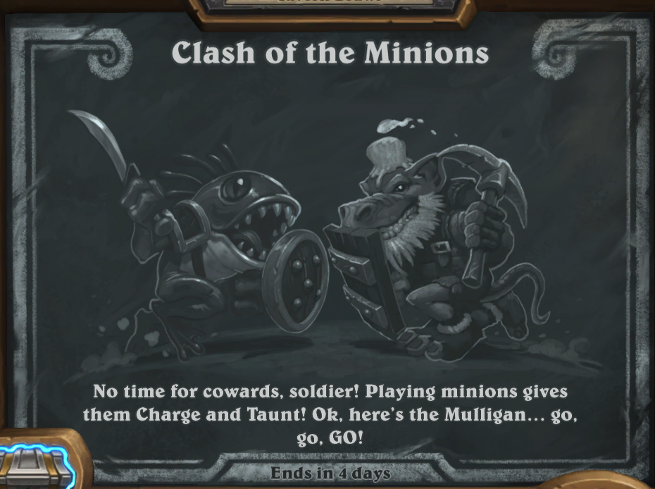 Kartenchaos Clash of Minions 2