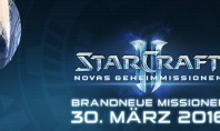 SC2: Das Nova Missionspaket erscheint am 30. März