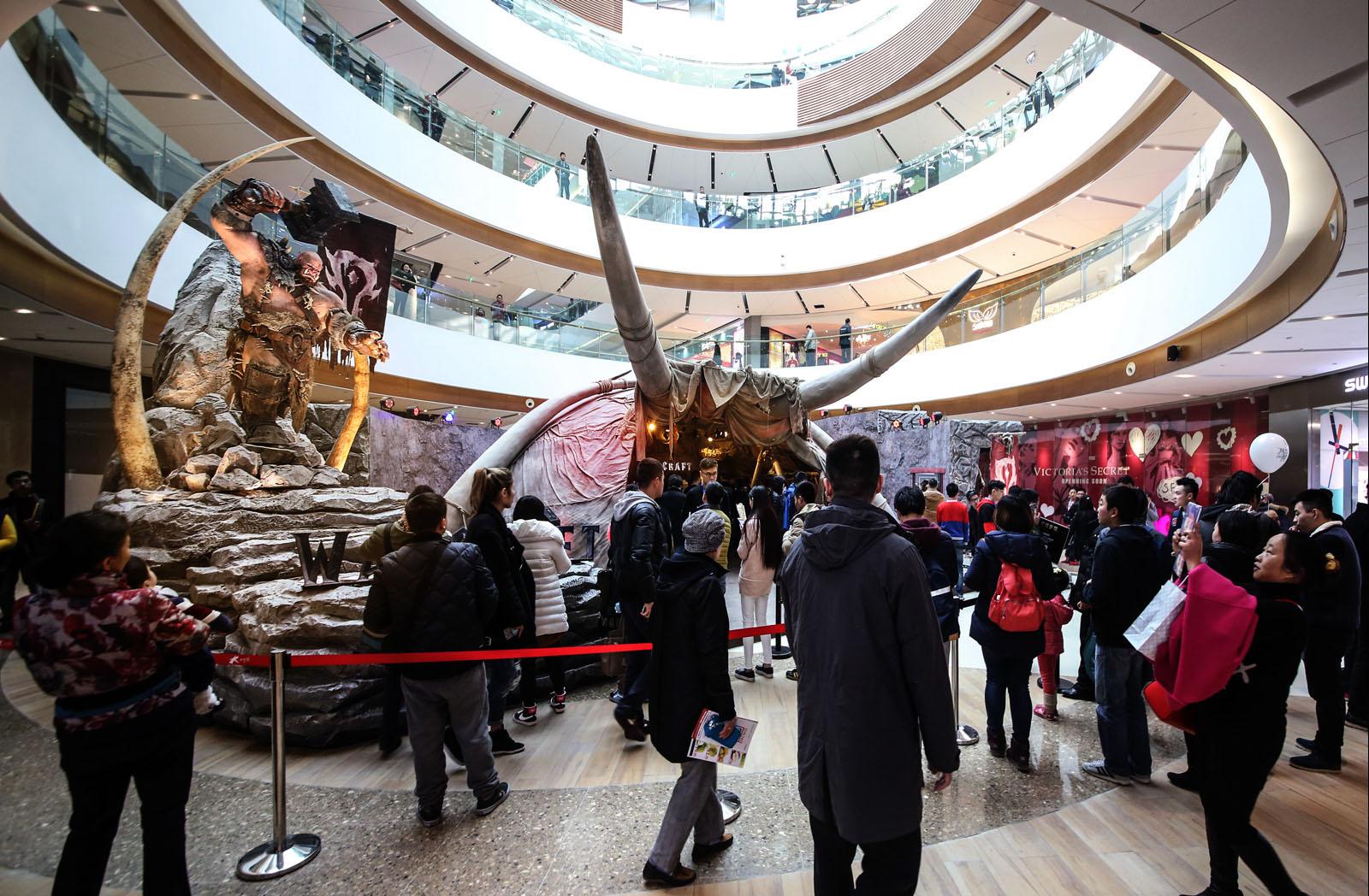 Warcraft-Ausstellung4