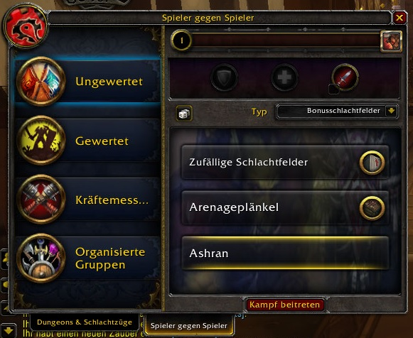 wow legion how to go ashran
