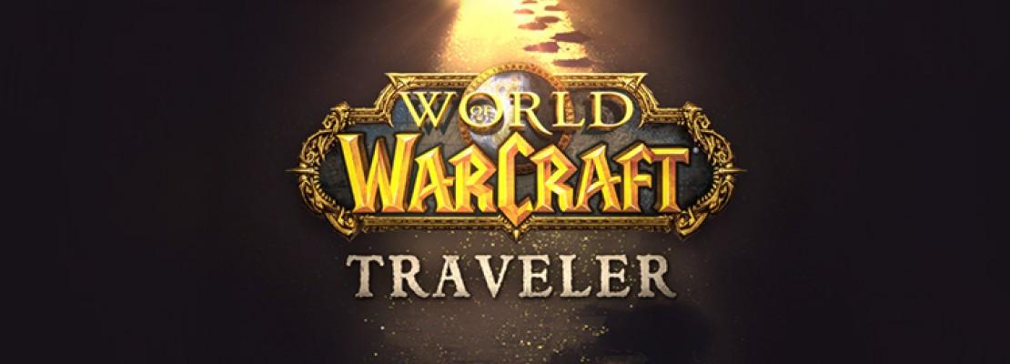 """""""Update"""" Eine Kinderbuchreihe mit dem Namen """"WoW: Traveler"""""""