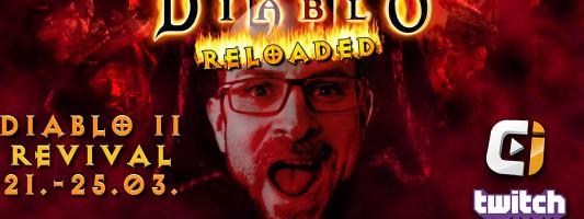 In dieser Woche: Diablo 2 Revival!