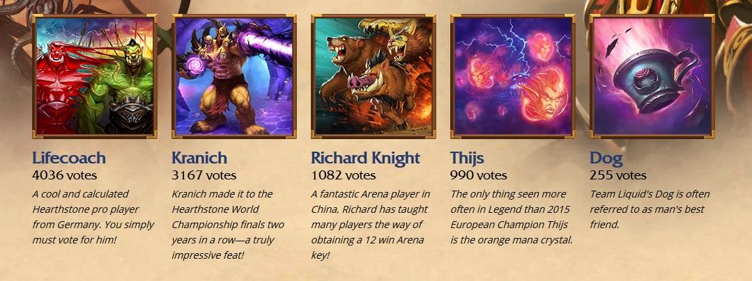 Abstimmung Flüstern der Alten Götter 3A