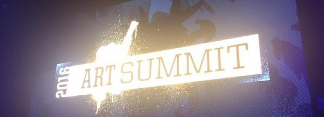"""Blizzard: Der """"Art Summit"""" im Jahr 2016"""