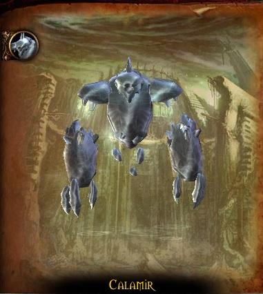Calamir Weltboss Legion 1