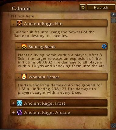 Calamir Weltboss Legion 2