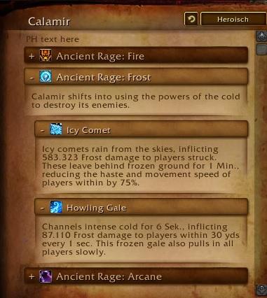 Calamir Weltboss Legion 3