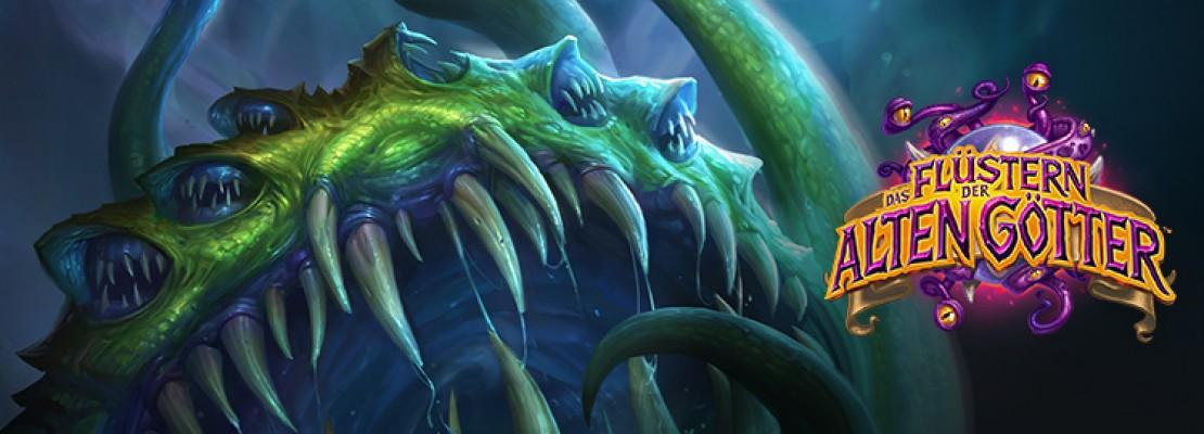 Die neue Karte: Servant of Yogg-Saron