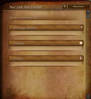 Nazak Weltboss Legion (2)