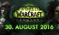 """Die Erweiterung """"Legion"""" erscheint am 30. August"""