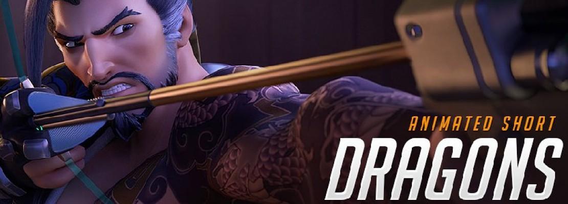 """Overwatch: Der Kurzfilm """"Dragons"""" erscheint am 16. Mai"""