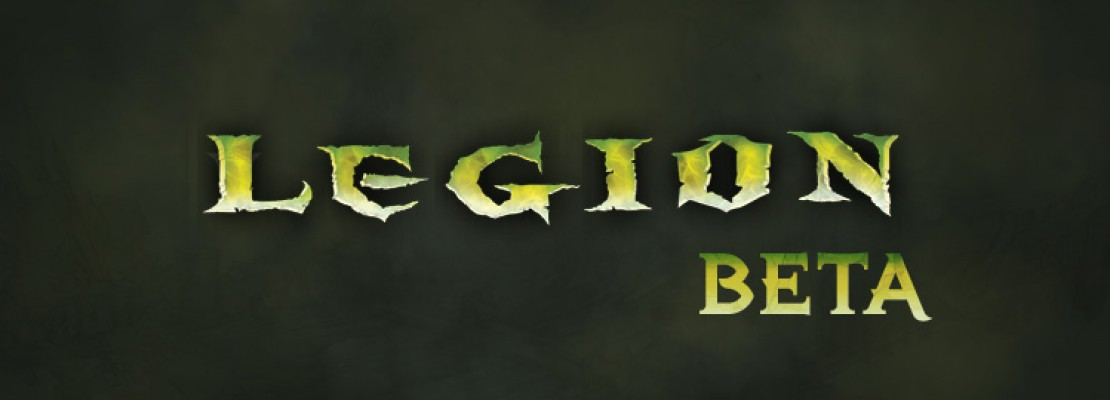 Legion: Der neue Build 22201