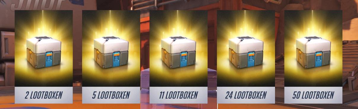 Lootboxen Kaufen Overwatch
