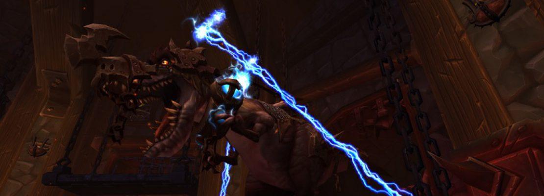 Legion: Thok kann als Begleiter gezähmt werden