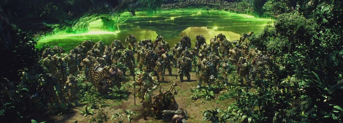 """Warcraft-Film: Das Video """"A Look Inside"""" mit einigen neuen Szenen"""