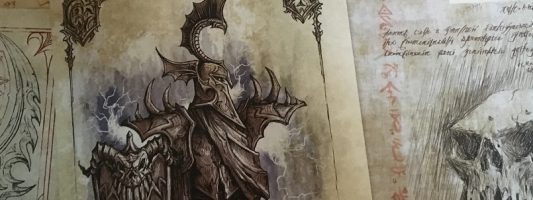 Warcraft-Film: Bilder aus dem Art Book