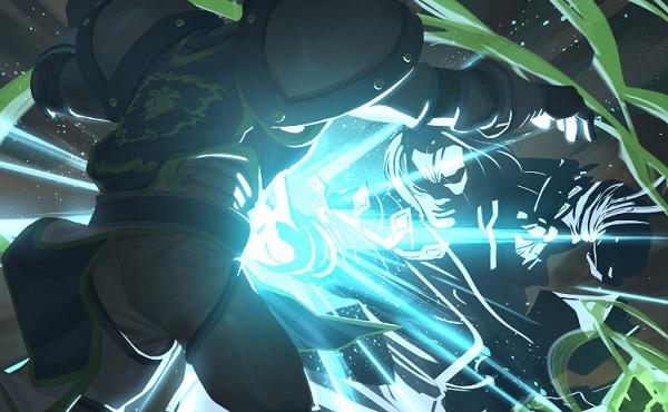 Comic 4 Legion Sohn eines Wolfs Test