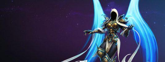 """Heroes: """"Update"""" Die Fähigkeiten von Auriel wurden enthüllt"""