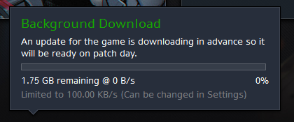 Overwatch Background Downloader Patch