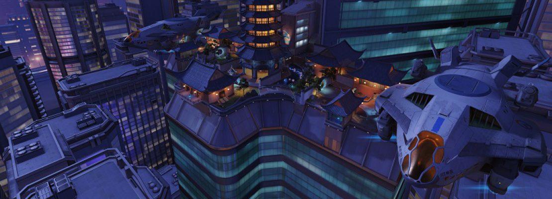 Overwatch: Eine Ehrung für einen chinesischen Spieler