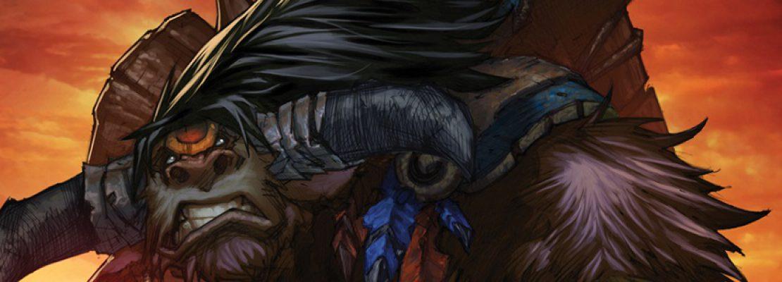 Legion: Spieler können dekorative Totems auf ihrem Rücken tragen