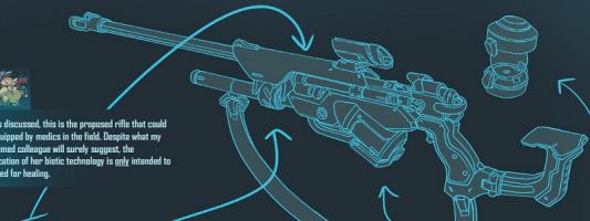 Overwatch: Der neue Held erhält ein Panel auf der Comic Con