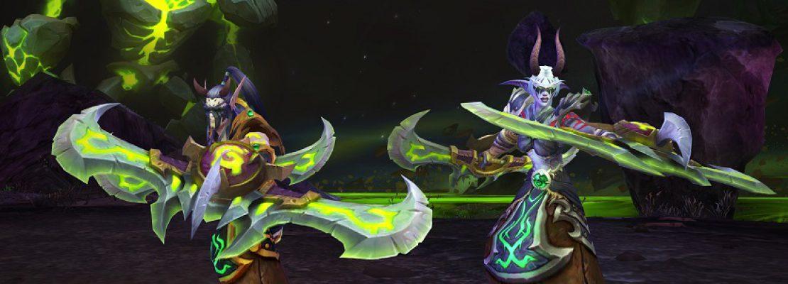 Legion: Das Pre-Event und die Dämonenjäger sind verfügbar